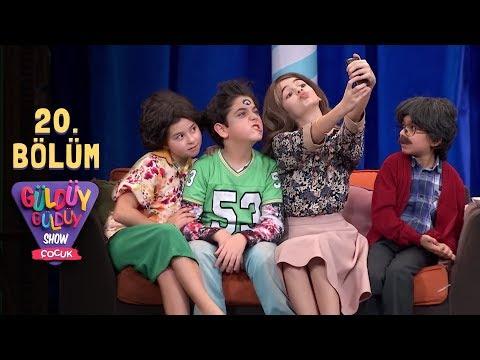 Güldüy Güldüy Show Çocuk 20. Bölüm, Full HD Tek Parça