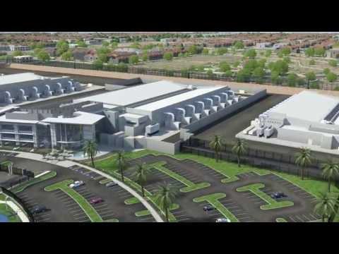 Chandler / Phoenix Data Center Virtual Tour