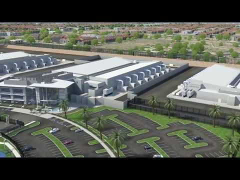 Chandler / Phoenix Data Center Virtual Tour
