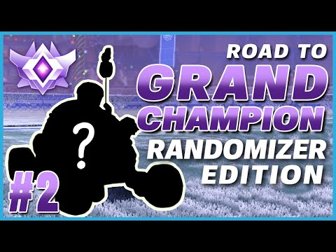 GETTING CHALLENGED TO A FREESTYLE 1V1! | ROAD TO GRAND CHAMP RANDOMIZER EDITION #2