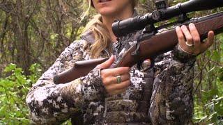 A Rifle Built For Women
