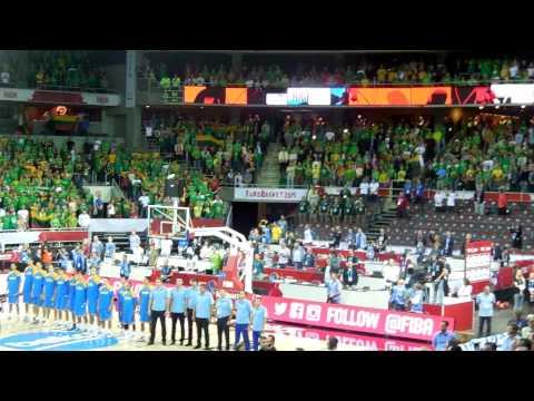Гимн Литвы