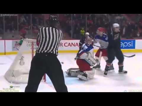 Russia USA 3-2. =03.01.15= Россия - США 2015 IIHF Ice Hockey U20 World Championship