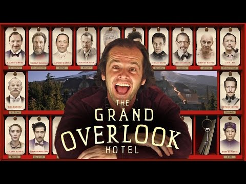 Wes Anderson's The Shining