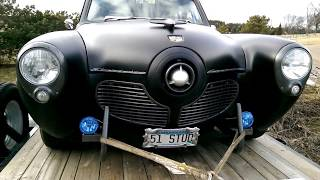1951 Studebaker Champion - Drag Racer.