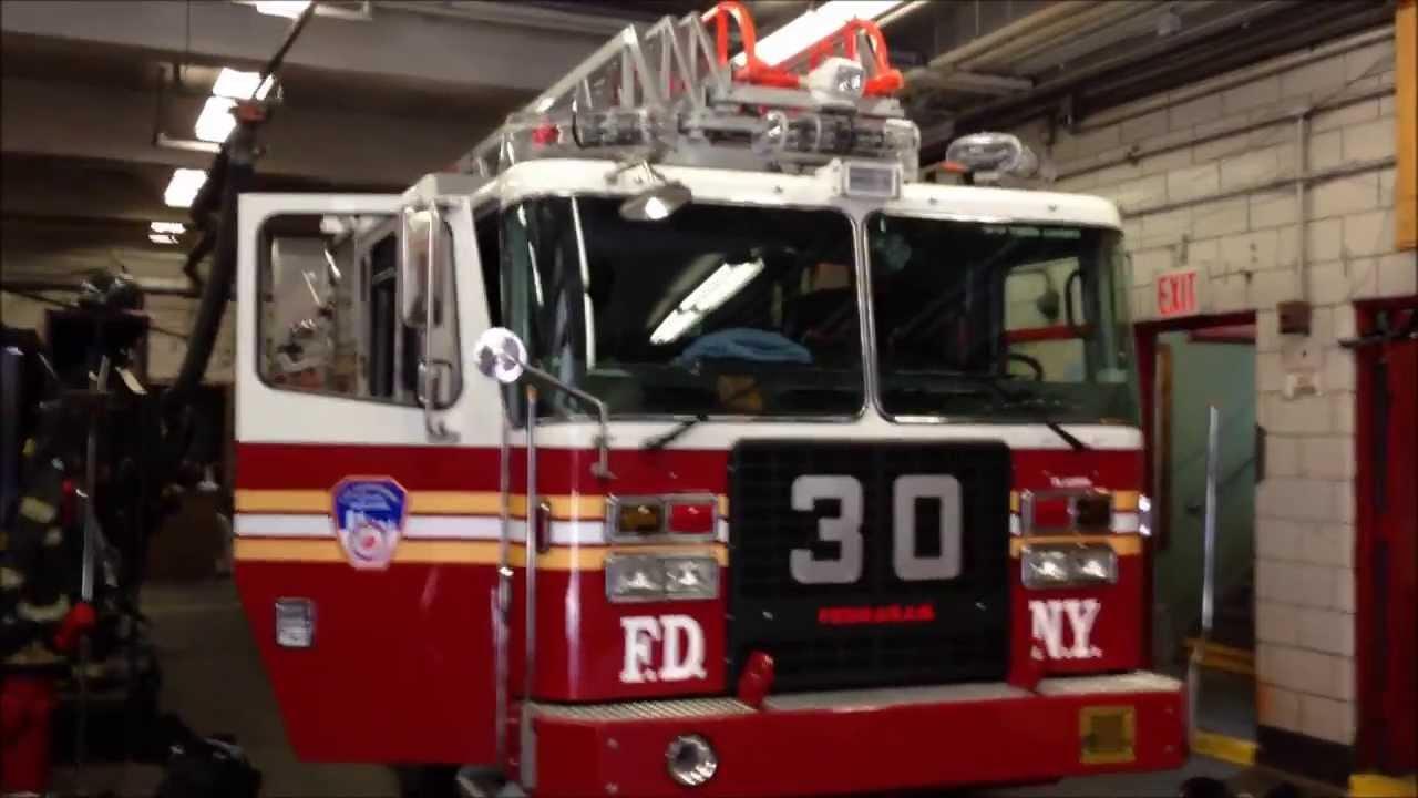 Fdny Ladder Ladder 30 Fdny Engine 59