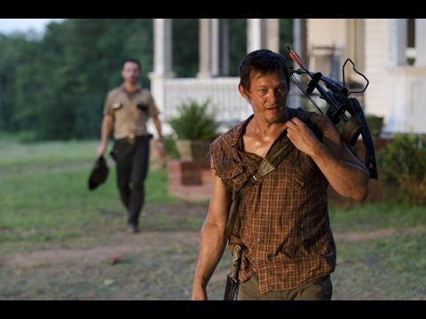 The Walking Dead - Daryl Dixon Quotes (Season 2)