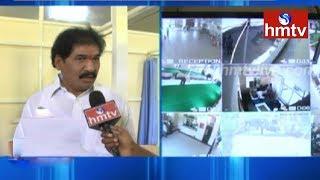విజయవాడ దుర్గగుడిలో కలకలం రేపుతున్న సీసీ కెమెరాల..! Latest Updates  | hmtv