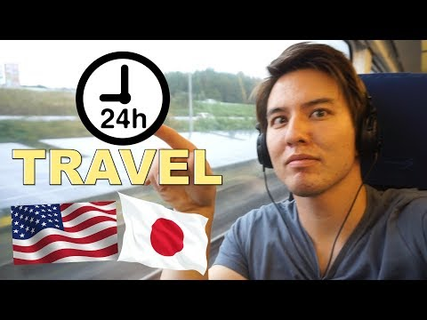 TRAVEL with Me to JAPAN   24 HOUR TRAVEL VLOG   TOKYO HALLOWEEN and Rock Climbing