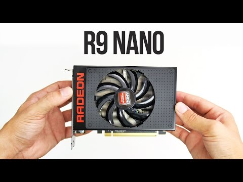AMD R9 Nano Review - New ITX GPU Performance King!!!