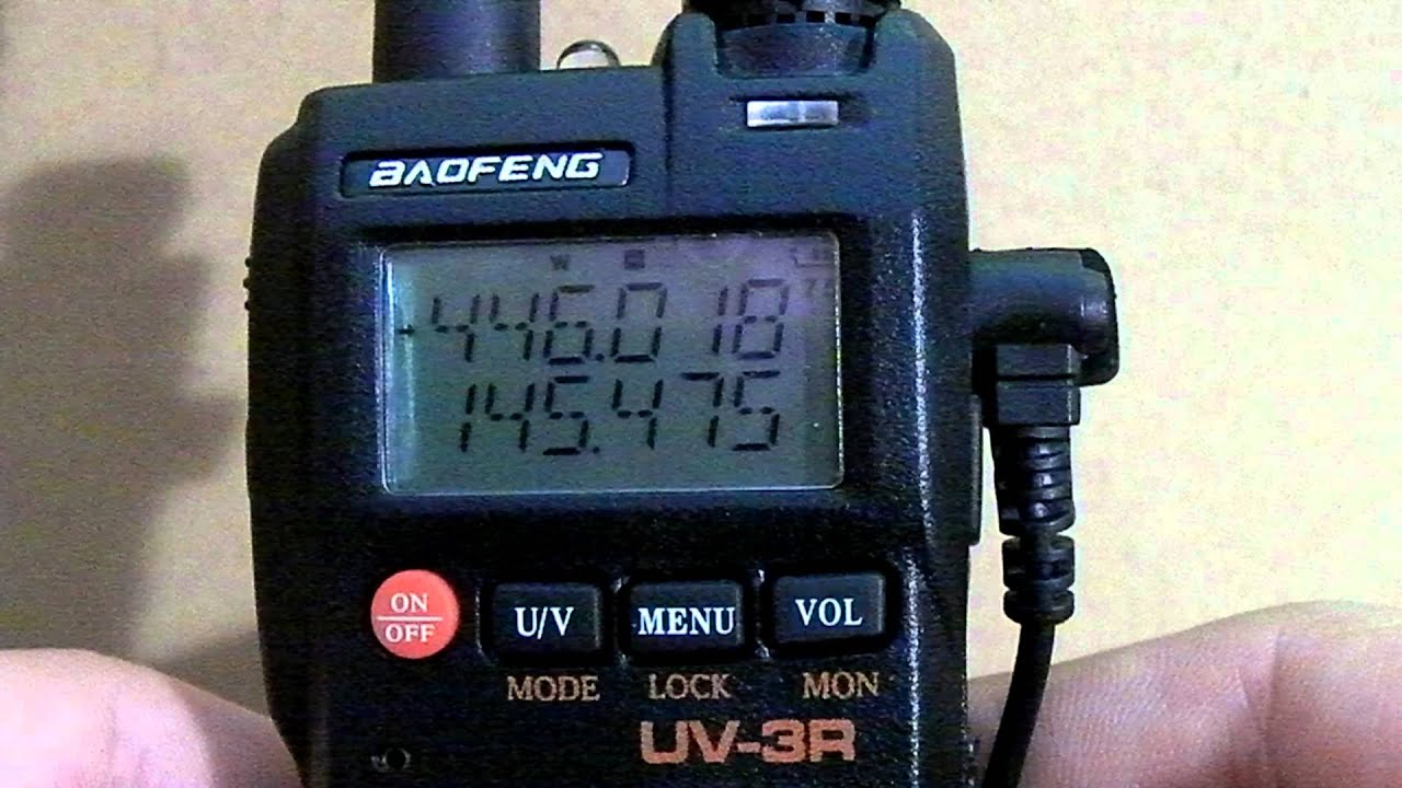 Baofeng UV 3R HOW TO FIX THE HEADSET PROBLEM English Subtitles NAPRAWA HEADSETU By SP3SWJ