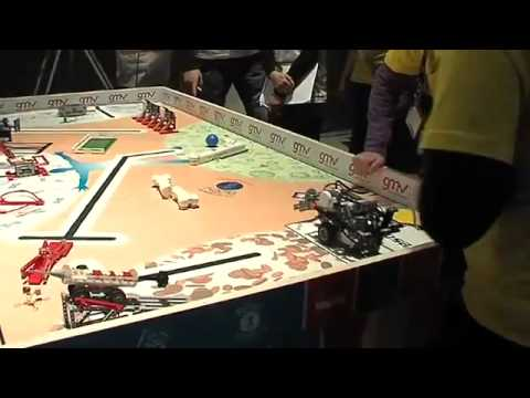 Final de la First Lego League Asturias