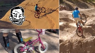 Moab Teaser, Sore Throat, Jumps - RWS EP2