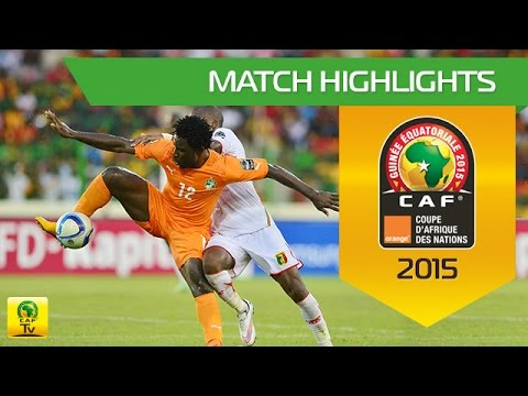 Côte d'Ivoire - Mali | CAN Orange 2015 | 24.01.2015