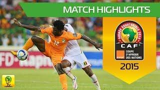 Can 2015 | Poule D - Côte d'Ivoire 1-1 Mali
