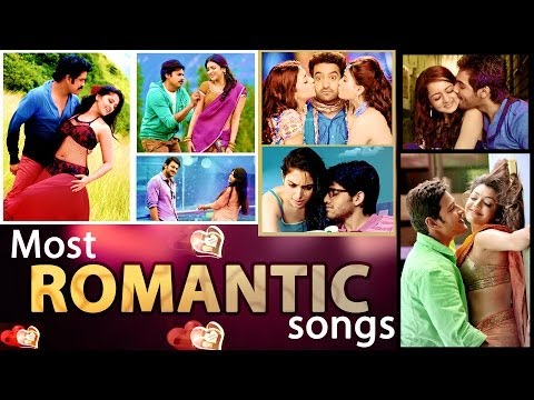 best Romantic Songs Of Tollywood 2014 Valentine Jukebox | Top Telugu Love Songs video