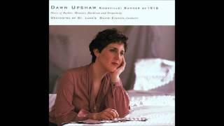 Dawn Upshaw Steal Me Sweet Thief Menotti
