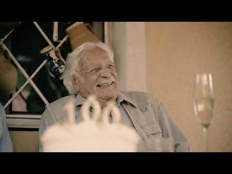 Bálint gazda, a százéves kertész - Boldog születésnapot!