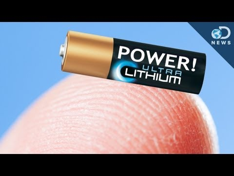 Tiny Batteries Will Revolutionize Robotics