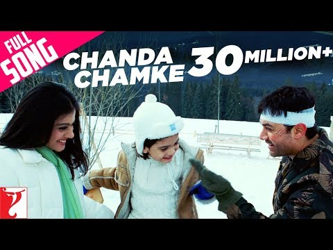 Chanda Chamke - Full song - FANAA - Aamir Khan | Kajol Music Videos