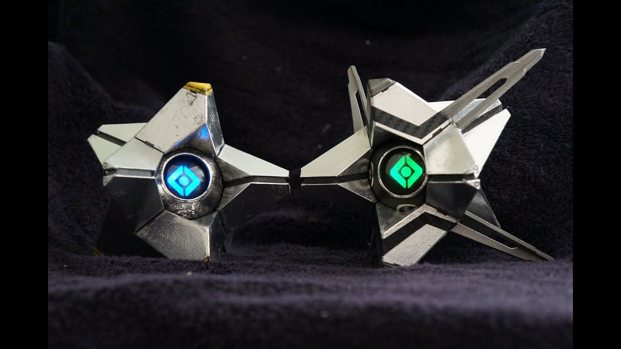 Destiny ghost prop youtube click for details freddy the ghost busters