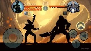 Shadow Fight 2 Finale: Shadow vs Titan