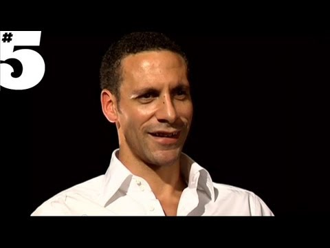 Rio Ferdinand on his Manchester United team mates