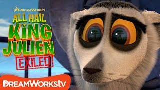 Official Trailer | ALL HAIL KING JULIEN EXILED