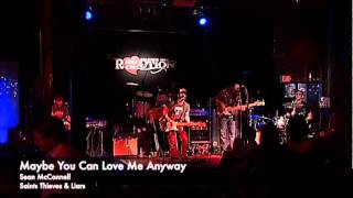 Watch Sean Mcconnell Maybe You Can Love Me Anyway video