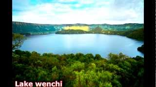 Ethiopian Landscape -የኢትዮጵያ መልክአ-ምድር አቀማመጥ