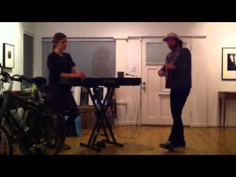 "Dillon Tucker and Jenny Swope - ""I Was Made For You (And You For Me)"" - Live In Venice, CA"