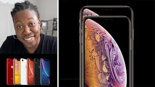iPhone Xs, iPhone X's Max, iPhone XR - What's New?