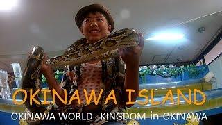 おきなわワールド OKINAWA TRIP DAY1
