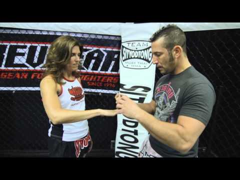 How to Wrap Your Hands for MMA Training, Muay Thai or Boxing by Mark Dellagrote Image 1