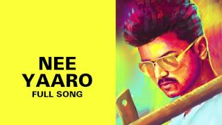 Nee Yaaro - Full Audio Song - Kaththi