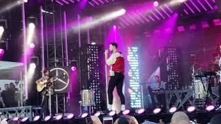 "Download Lagu ""Believer"" - Imagine Dragons at Jimmy Kimmel Live - Hollywood, CA 7/19/2018 Gratis STAFABAND"