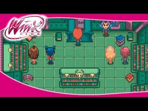 Let's Play Winx Club GBA - Cloud Tower [Part 3]