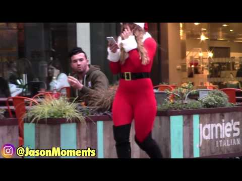 Sexy Santa Big Booty Bait Experiment (Christmas Edition) thumbnail