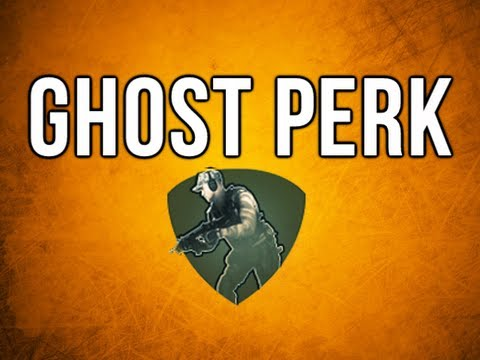 Black Ops 2 In Depth - Ghost Perk