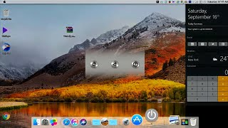 ★How to Install Mac OS X transformation pack in windows 10/8.1/8 2017 | macOS Finderbar Dock Finder