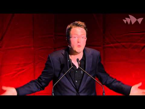 Johann Hari: Ceasefire on Drugs, Festival of Dangerous ideas 2015