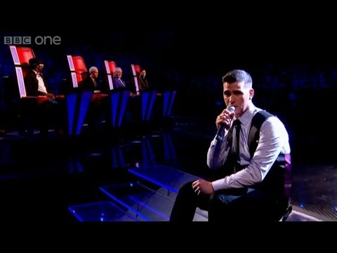 The Voice UK 2013 | Mike Ward sings 'Picking Up The Pieces' - The Live Semi-Finals - BBC One