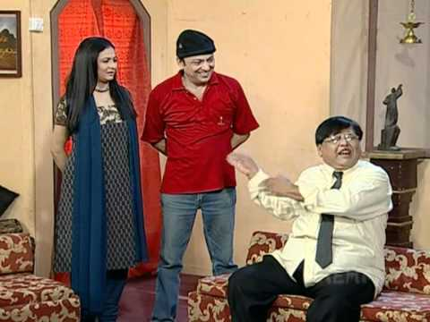 Super Hit Gujarati Comedy Natak - Golmaal - Part 1 Of 12 - Mukesh Rawal - Falguni Dave -Nswxec5S914