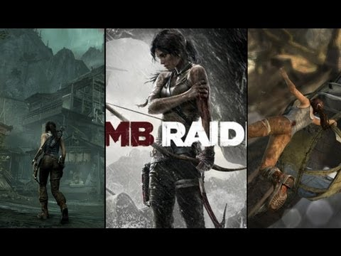 Tomb Raider (360) - Darkness Reviews