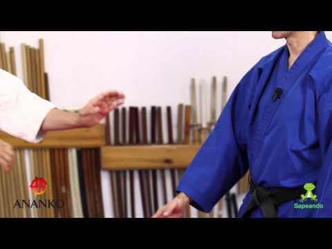 Luxaciones (Kansetsu-Waza) - Autodefensa