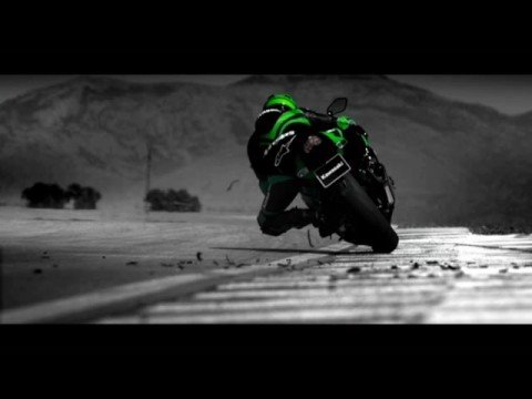 Kawasaki Ninja ZX-6R 2009 Video