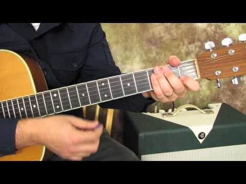 Beatles Guitar Lesson - How To Play - Rocky Raccoon - Easy Beginner Acoustic Guitar Songs