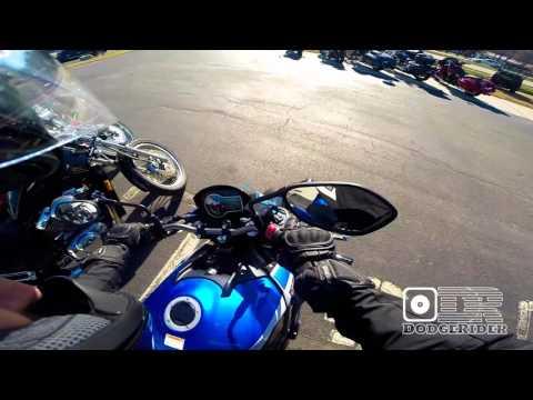 Bike Review - 2015 Suzuki GSX-S750