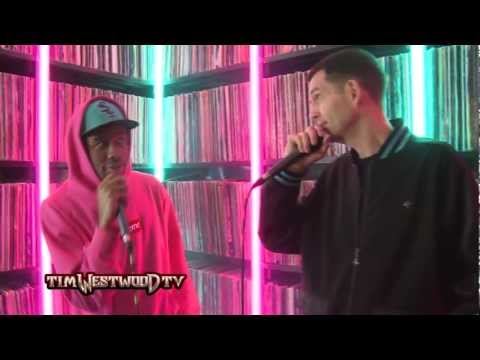 *NEW* Westwood Crib Sessions - Tyler The Creator freestyle & slaps!