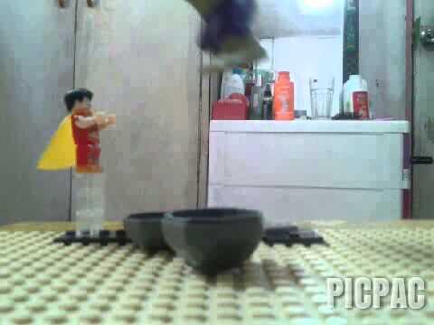 Brickfilm HULK vs HYPERION #picpac